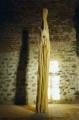 Portrét paní z Le Mont Saint Michel