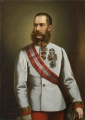 Listopad MMXVI František Josef I.
