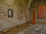 Sochy na zámku