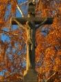 Kříž v polní trati Rákoš, Tupesy